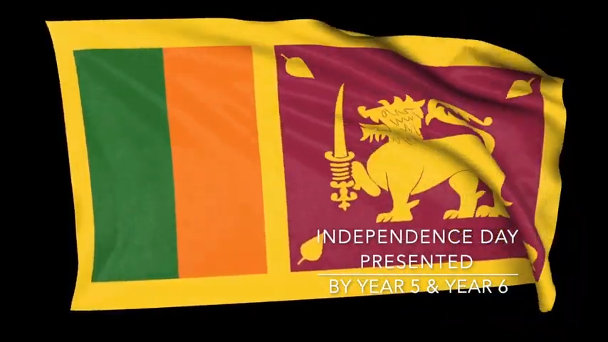 Virtual Independence Day celebrations by Year 5 & 6